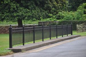 custom fence built to your needs and specifications
