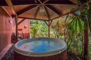 Furo style Hot Tub