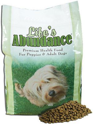 Holistic, premium dog food for healthy pets