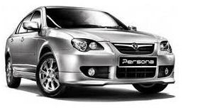Prot0n Persona car rental