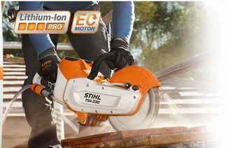Stihl Battery Cut Quick