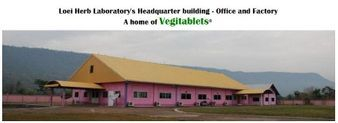 Our Herb Factory Thailand
