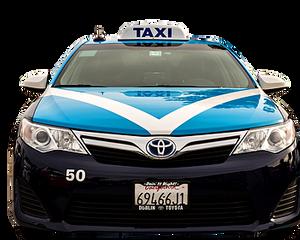 taxi dublin ca