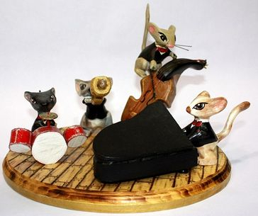 Rat Pack by Gene Carland