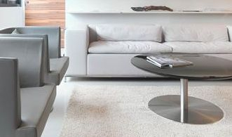 Carpeting with furniture