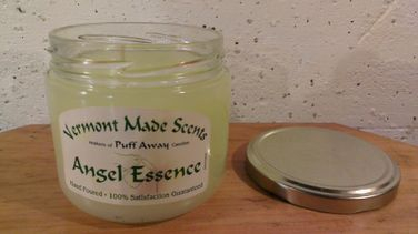 angel essence candle