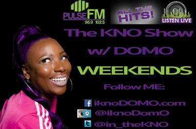 Domo on The New Pulse FM