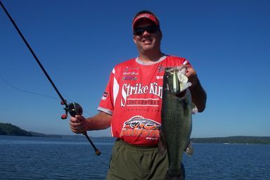 Pickwick Lake Bass Guide Brent Crow