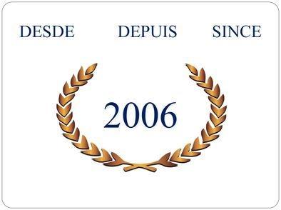 ao seu serviço desde 2006. À votre service depuis 2006. At your service since 2006.
