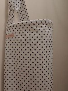 Polka Dot Breastfeeding Cover
