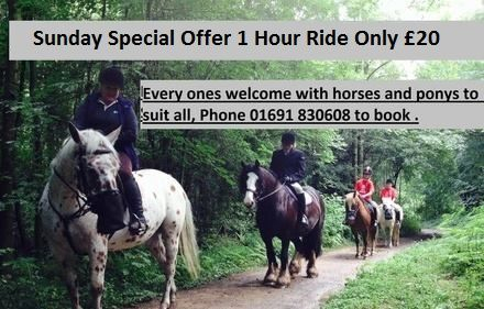 Sunday special offer ride