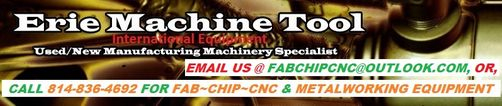 Erie Machine Tool International Equipment Logo for Fab Chip CNC.com