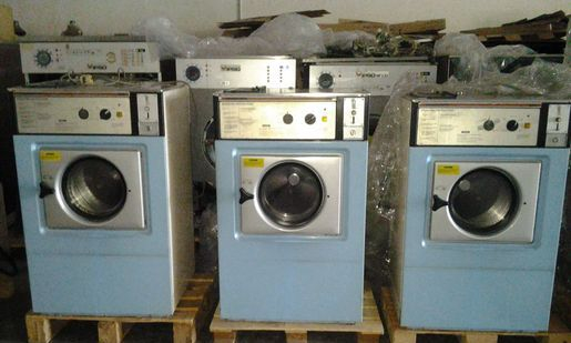 Electrolux Washer Extractor ~ Lv engineering service used machines