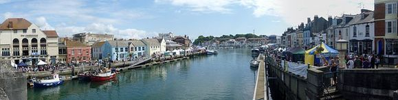 more of favorite vacation spot - Weymouth UK