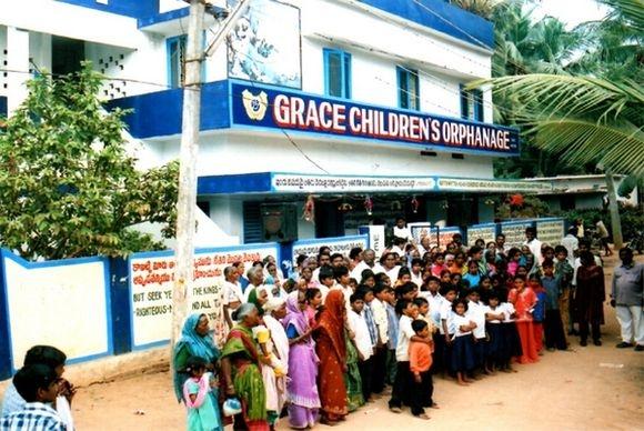 Amalapuram Orphanage