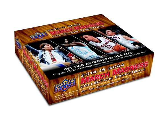 14/15 UD March Madness $120/box