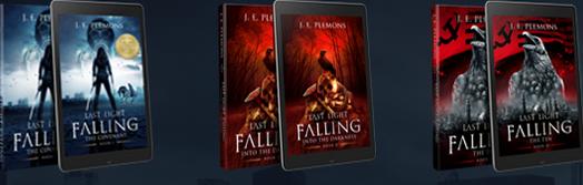 last light falling series fiction novels