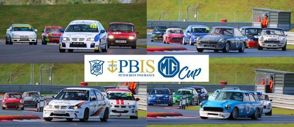 MG Car Club MG Cup Sponsored by Peter Best Insurance