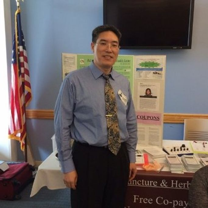 Dr. Liansheng Liu DA. MD. Oh.D
