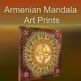 Armenian Mandala Prints - icon