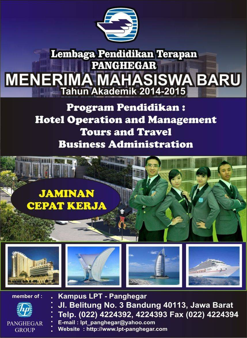 LPT Panghegar  Bandung -  Jaminan Cepat Kerja