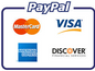 We accept Paypal and Credit Cards for web design and consulting