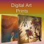 Digital Art Prints - icon