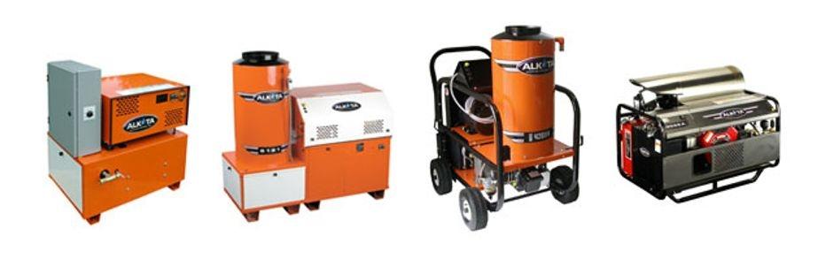 Alkota hot water pressure washer
