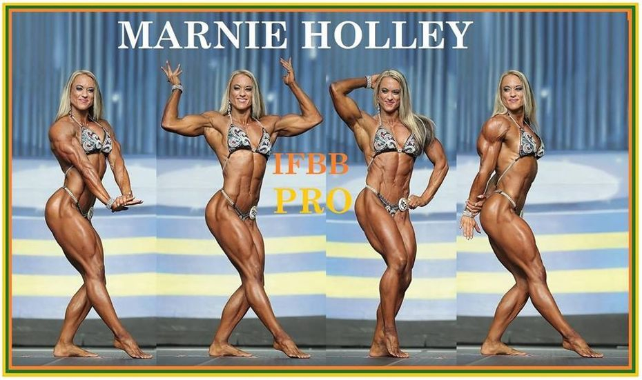 Competition stage images of Marnie Holley
