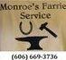 Monroe Farrier Services - Superior Blacksmithing